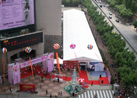 China Customized Size Aluminum Frame Canopy Event Tent For Festival / Trade Show / Conference company