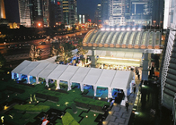 China White PVC Coated Wedding Reception Marquee Party Tent Aluminum Structure company