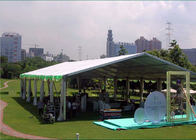 China Aluminum Frame Marquee Party Tent For Garden Party / Wedding Party Sun Resistant company