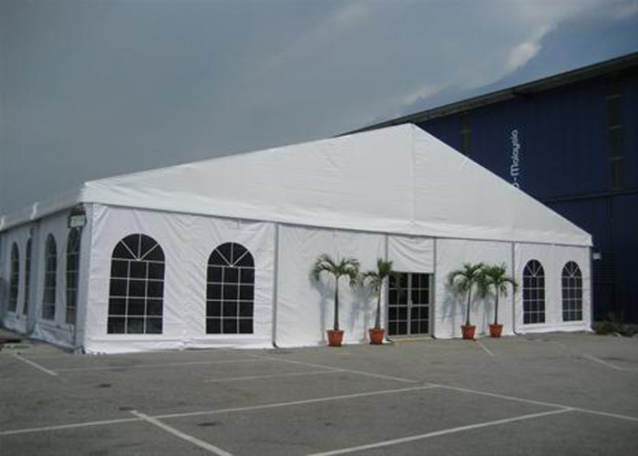 & Aluminum Frame Clear Span Canopy Marquee Party Tent for Wedding Party