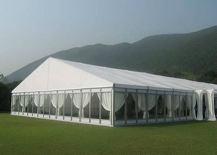 Double Coated PVC Cover Wedding Marquee Party Tent For Exhibition
