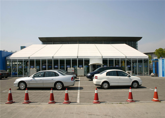 China High Class Outdoor Exhibition Event Tents , Display Tents For Trade Shows factory