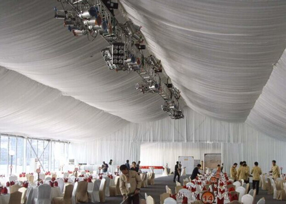 A Frame Structure Large Canopy Tent , Folding Outdoor Canopy Tent With Sides
