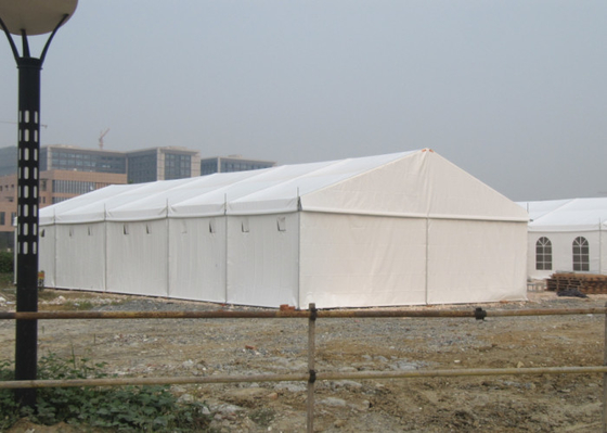 China 200 People Outdoor Luxury Wedding Marquee Party Tent Clear Span Aluminum Structural factory