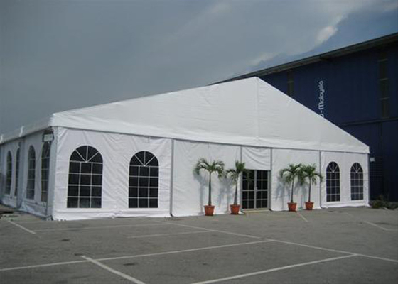 China Aluminum Frame Clear Span Canopy Marquee Party Tent for Wedding Party factory