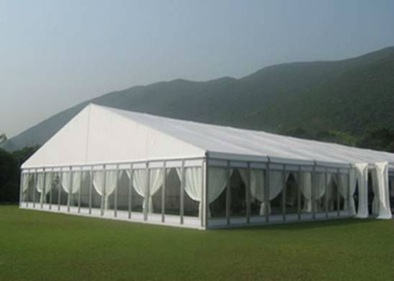 China Double Coated PVC Cover Wedding Marquee Party Tent For Exhibition factory