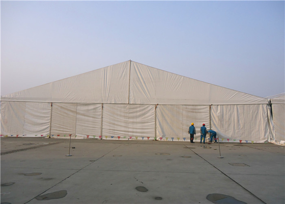 China 20m×50m Aluminum Frame Outside Canopy Tent Wedding Marquee With Accessories factory