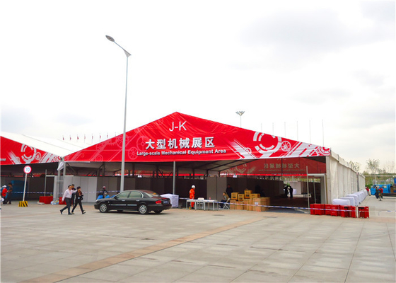 China Rustproof Outdoor Church Event Tent Aluminum Frame For Parties factory