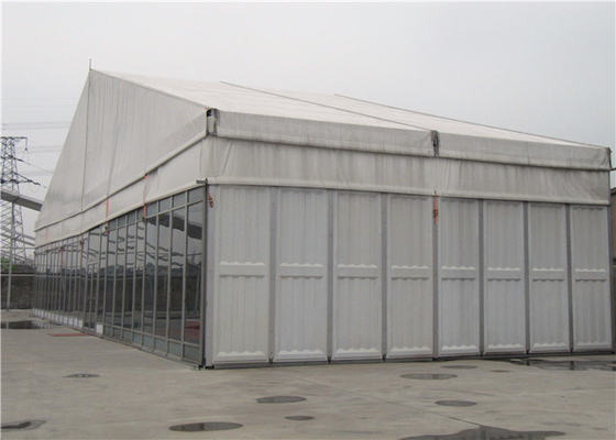 China Big Aluminum Industrial Canopy Tent For Permanent Use Marquee factory