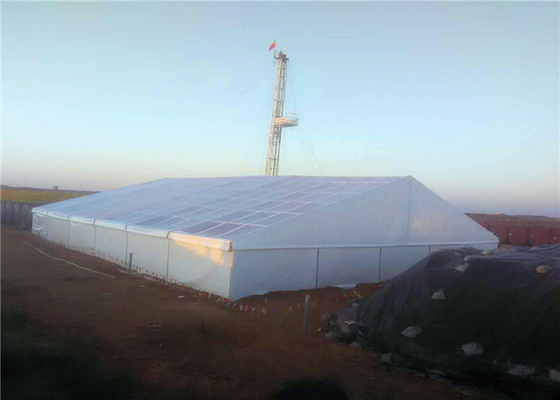 China Aluminum Alloy Large Industrial Warehouse Tent With120km/H Wind Load factory