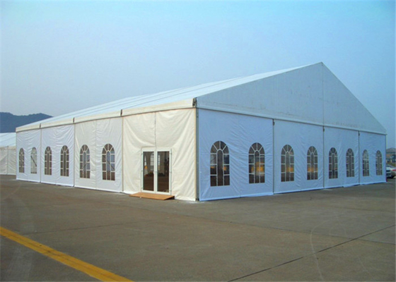 China 30m X 45m Wedding Party Tent PVC Cover For Outdoor Wedding Ceremony Tent factory